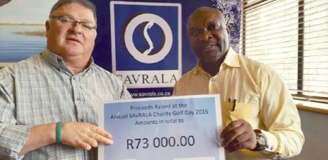 Driving Ambitions receives R73,000